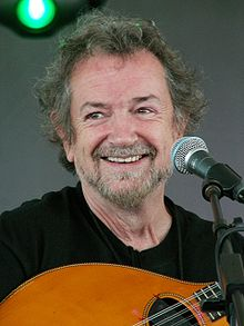 Andy Irvine - a unique performance at Shandon
