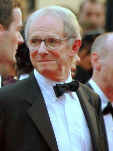 Ken Loach at Cannes in 2006