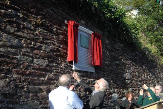 Mother Jones plaque unveiling in Cork