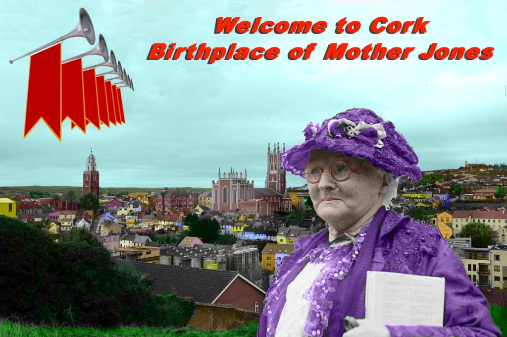 Spirit of Mother Jones Festival Cork Website
