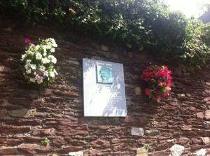 Mother Jones plaque, Cork