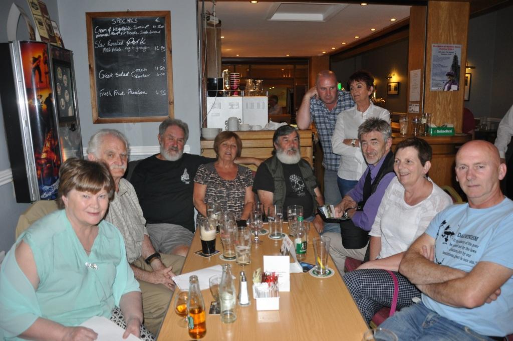 Cork singers Club at Mother Jones Festival 2014 (1)