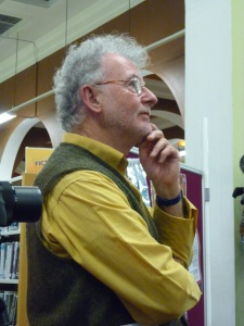 Jimmy Crowley at Cork City Library