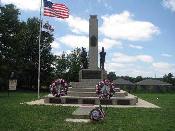 The Mother Jones Monument
