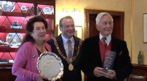 Dr Pettit at Cork City Hall