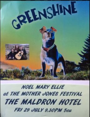 Greenshine poster