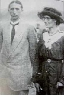 JJ Walsh and Countess Markivicz
