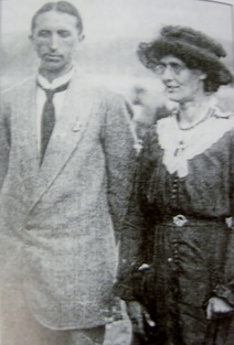 JJ Walsh and Countess Markivicz
