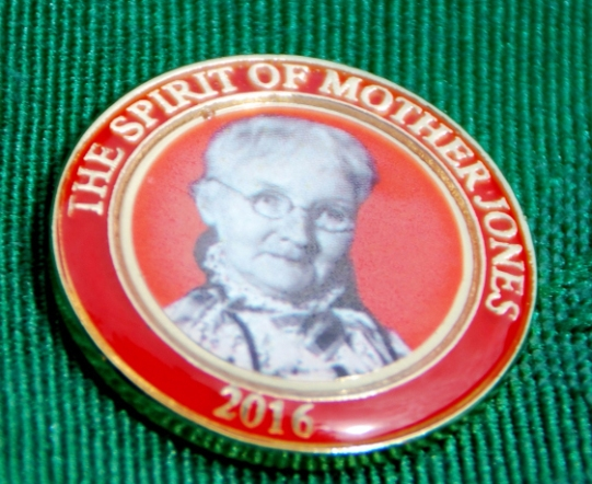 Mother Jones 2016 badge