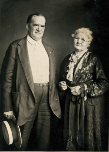 Mother Jones and John Fitzpatrick