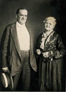Mother Jones and John Fitzpatrick