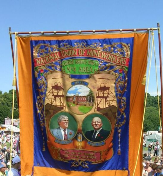 new NUM Banner