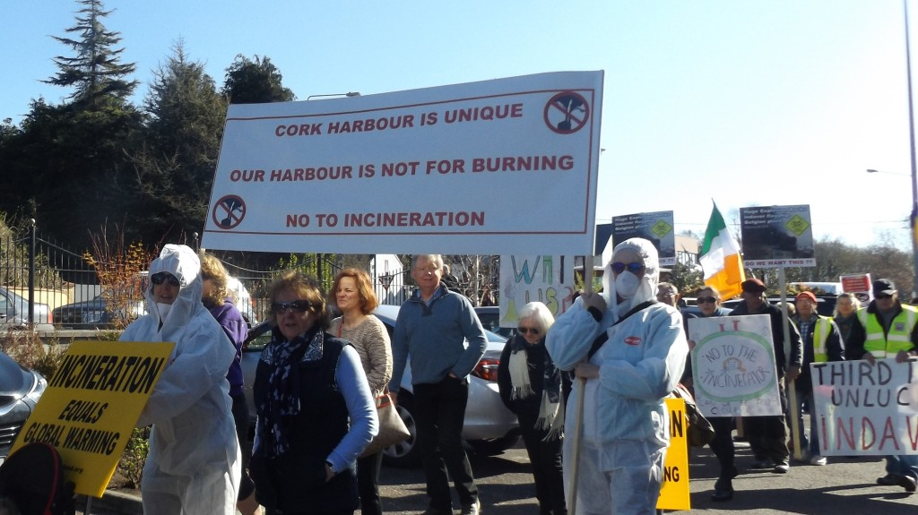 Anti-Incinerator demo