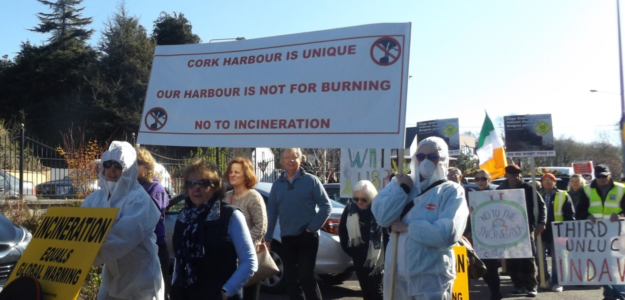 Anti-Incinerator demo