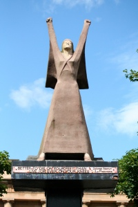 Monument in Glasgow