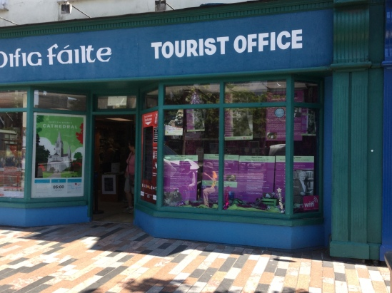 Tourist Office Cork