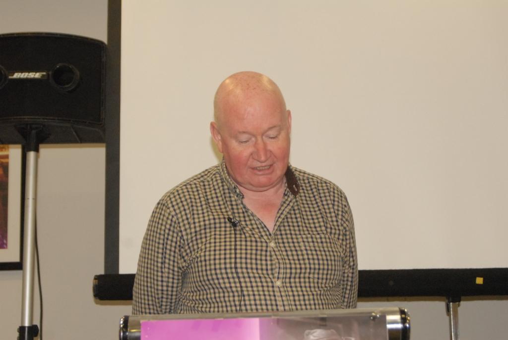 Ed Byrne (ASTI)