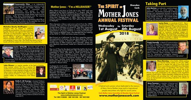 Mother Jones Programme 2018-1