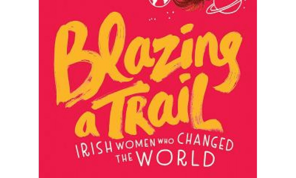 Blazing a trail cover