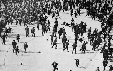 Lockout 1913