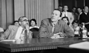 Pete Seeger at  HUAC