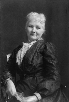 """Mary """"Mother Jones"""" photographed in 1901"""